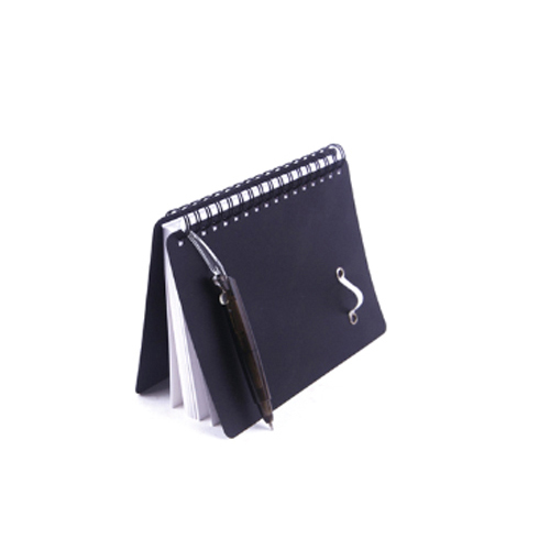 PP Notebook With Pen